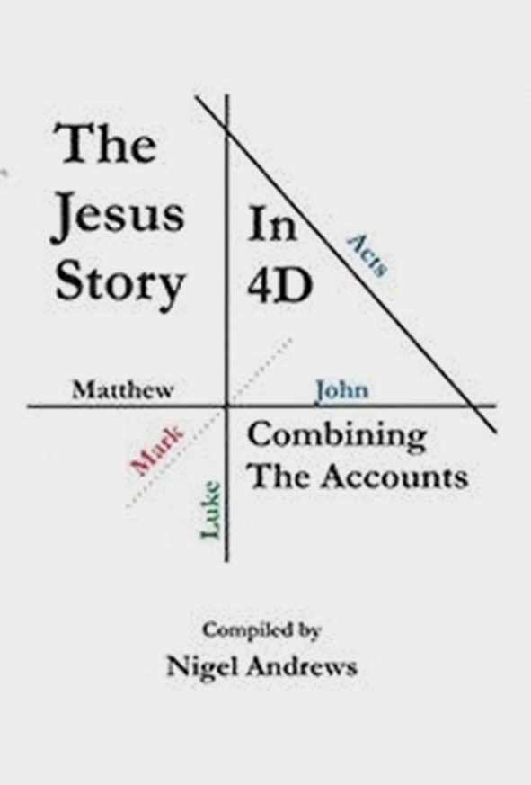 The Jesus Story in 4D: Combining the Accounts