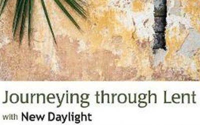 Journeying through Lent