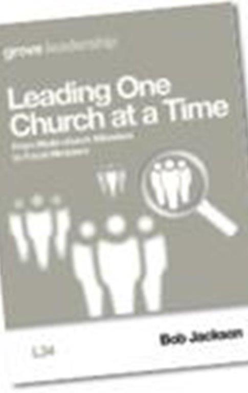 Leading One Church at a Time