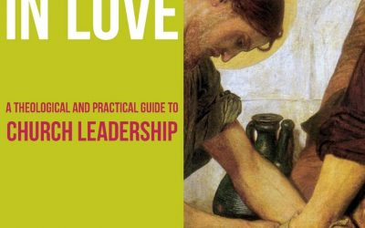 Leading a Church to Maturity in Love.