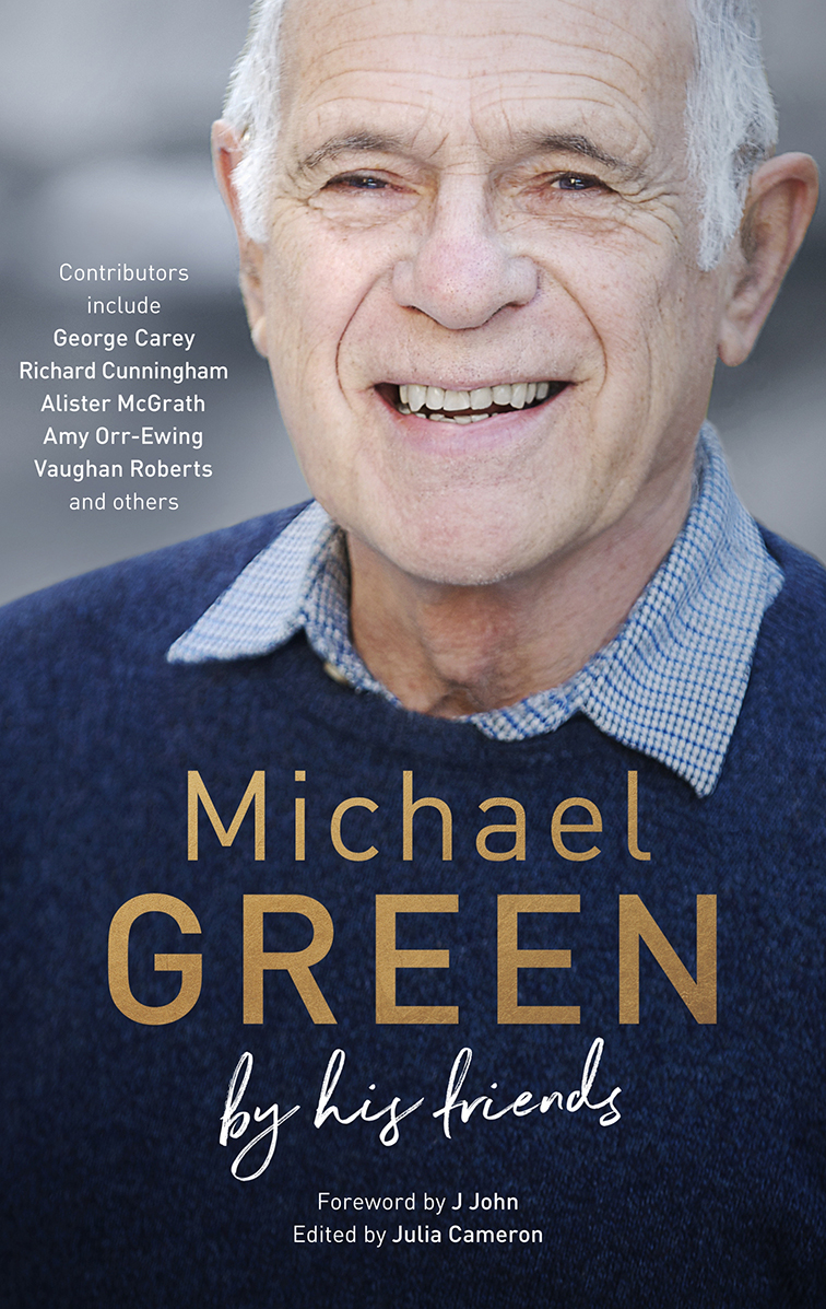 Michael Green by his friends
