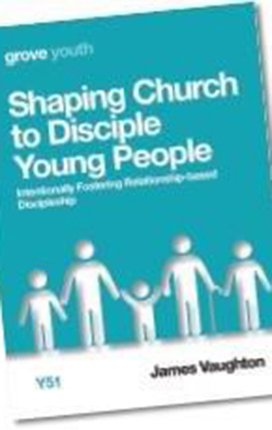 Shaping Church to Disciple Young People