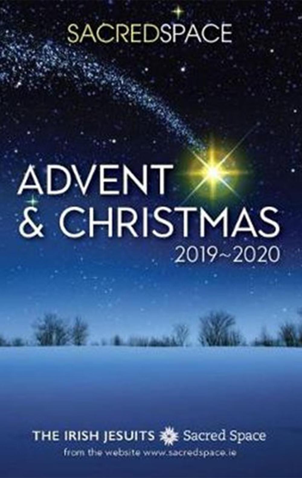Sacred Space: Advent and Christmas 2019-2020