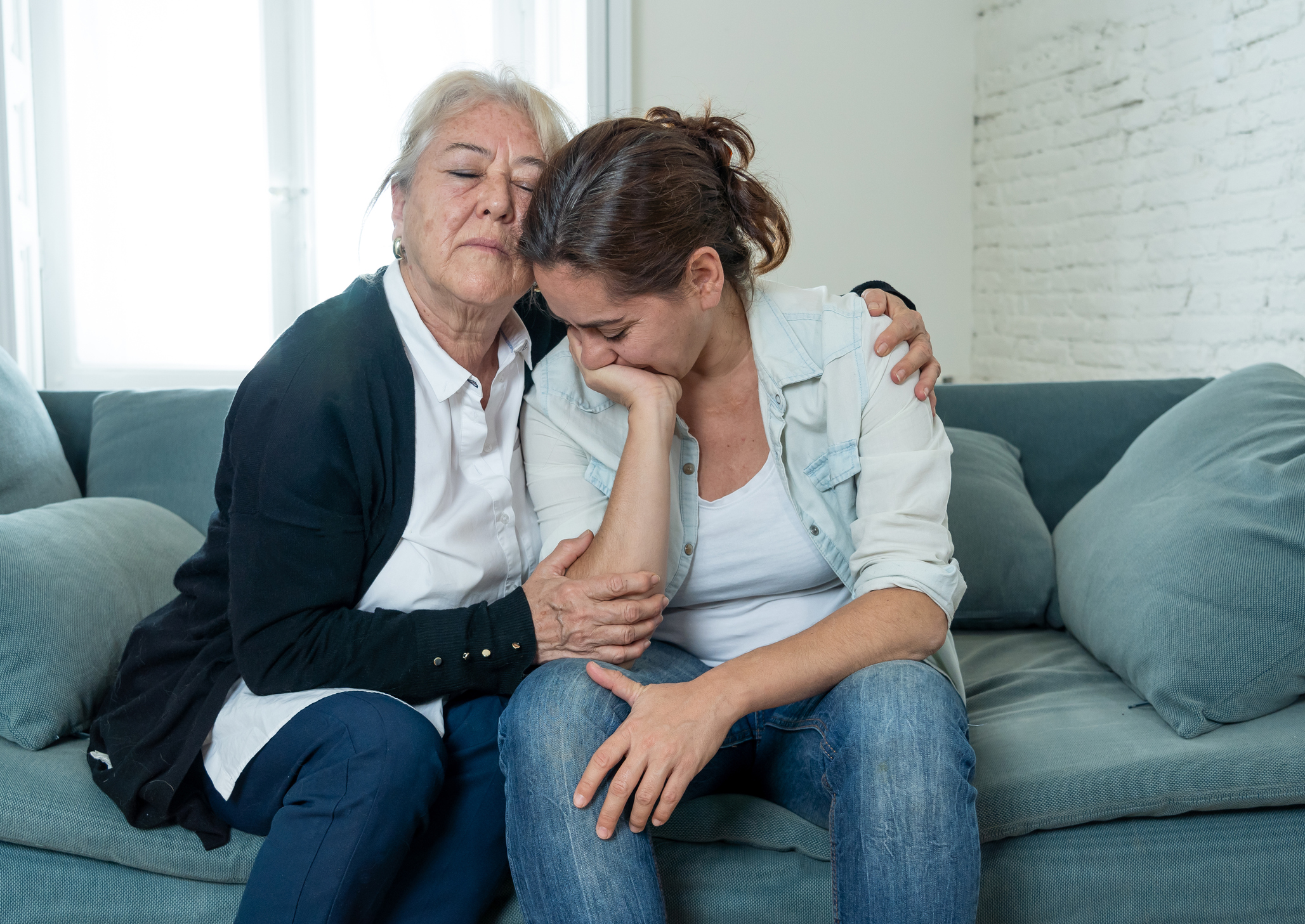 Healing a grieving nation